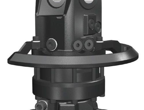 Flangerotator GV 124S