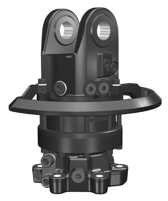 Flangerotator GV 124 S