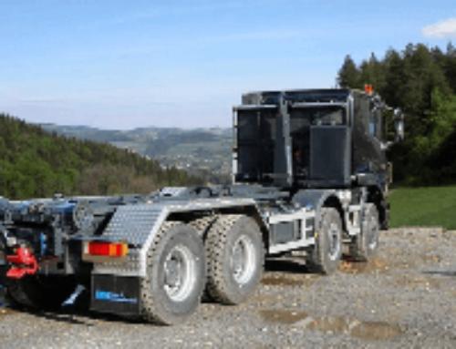 Hyva Titan 18 ton kroghejs