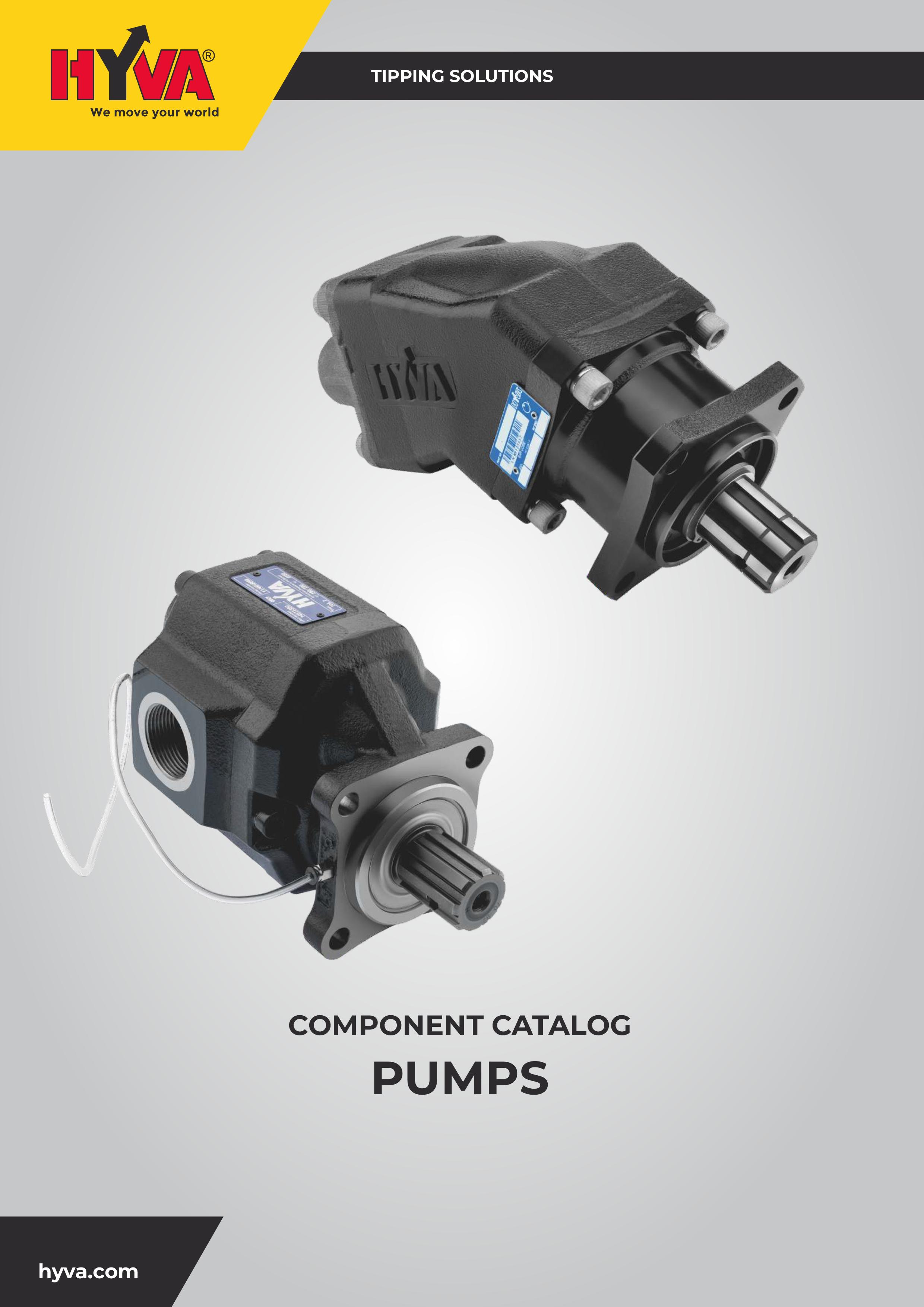 Hyva pumpe katalog