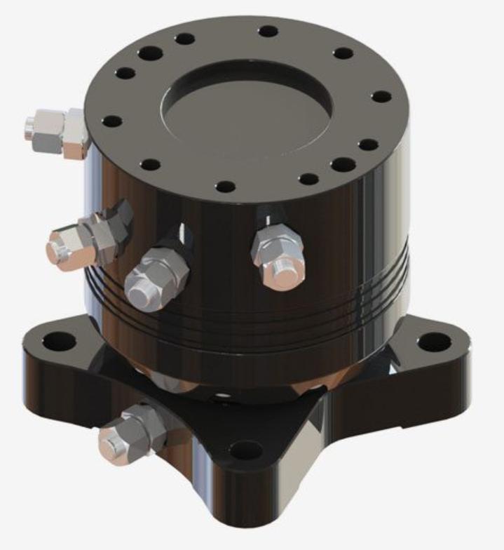 Gravemaskine-rotator RMR 3