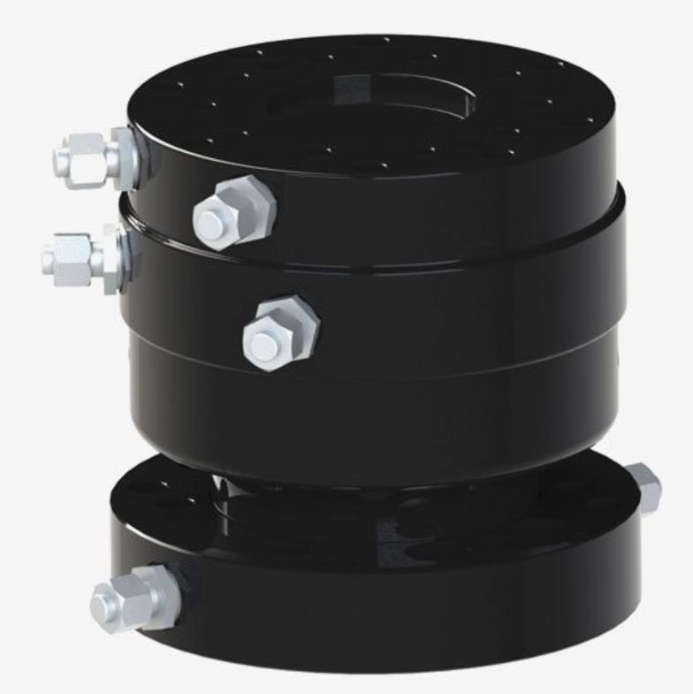 Gravemaskine-rotator RMR 6C