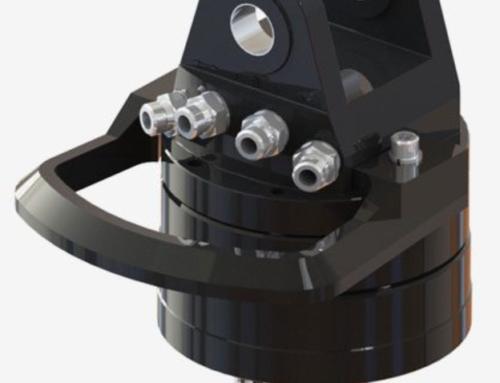 Skaftrotator RX 60.69