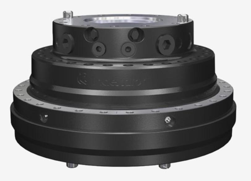 Gravemaskine-rotator XR 400