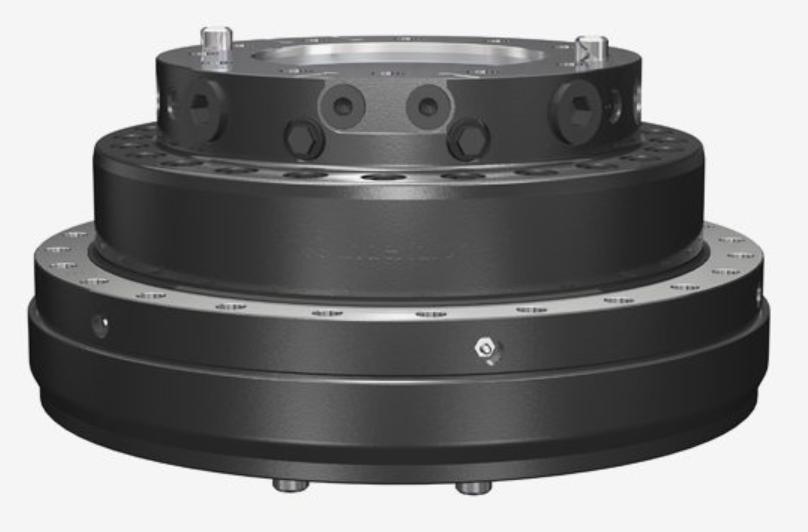 Gravemaskine-rotator XR 500