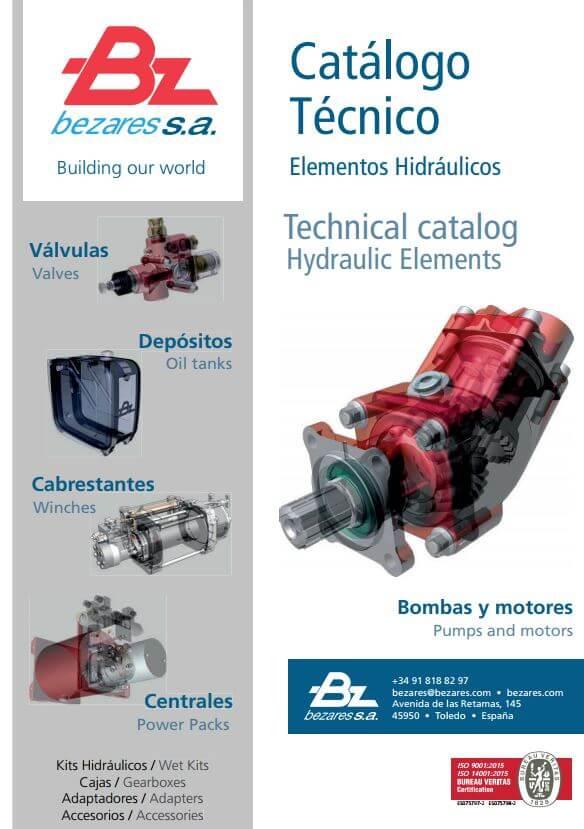 Bezares hydraulik katalog