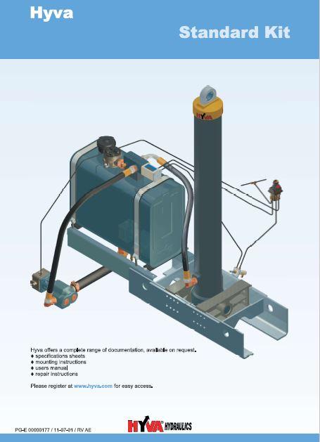 Hyva cylinder katalog